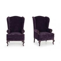 Английское кресло с ушами Bentley Plain 67