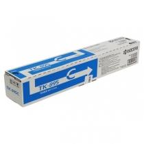 Картридж Kyocera TK-895C для Kyocera FS C8020MFP, FS C8025MFP, FS C8520, FS C8525, TASKALFA 205C оригинальный, голубой, 6000 стр. 10534-01