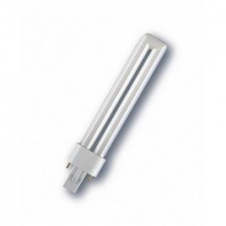 Электрическая лампа DULUX S 11Вт/41-827 цоколь G23, энергосберегающая