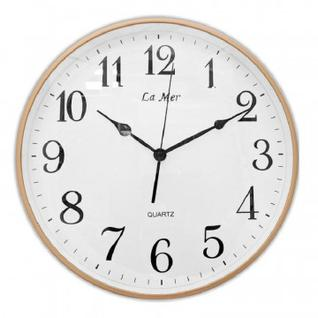 Часы настенные пластик 350x350x46 GD353-1