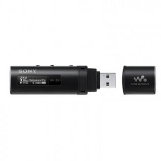 Плеер MP3 SONY NWZ-B183F черный