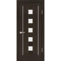 Дверное полотно Profilo Porte PS-34 Цвет Дуб перламутровый, Мокко, Белый сатинат