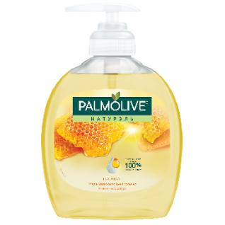 Мыло жидкое PALMOLIVE 300мл Молоко и мёд Питание