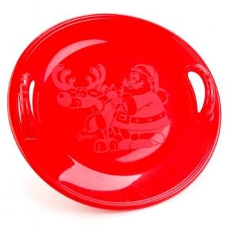 Салазка Большая (58см) Красная