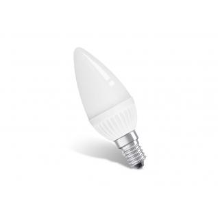 MAYSUN Светодиодная лампа CD-6W-E14 AC170-265V (Теплая белая) матовая 2015