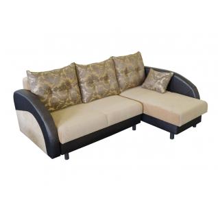 Палермо 6 угловой диван-кровать