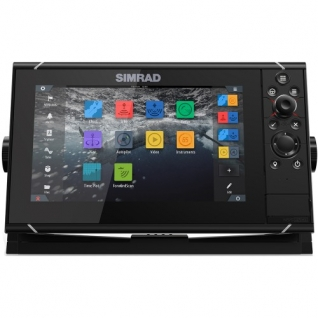 Многофункциональный дисплей Simrad NSS9 evo3 with world basemap Simrad