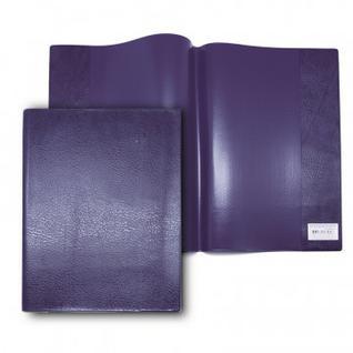 Обложка для журнала, ПВХ, 400 мкм,310x440, синяя