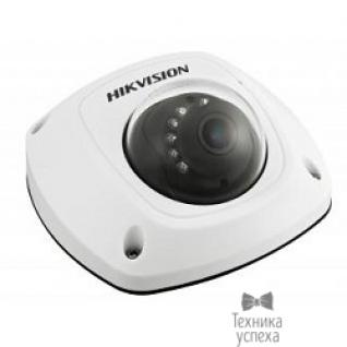 Hikvision HIKVISION DS-2CD2522FWD-IWS (4mm) Видеокамера IP, белый