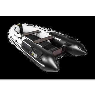 Моторная лодка Ривьера 3600 НДНД (стационарный транец, надувное дно) Мастер лодок