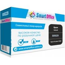 Тонер-картридж S050229 (C13S050229) для Epson AcuLaser C2600, совместимый, черный на 5000 стр. 9379-01 Smart Graphics