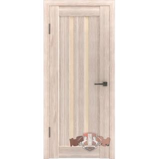 Межкомнатная дверь LINE 2 Л2ПГ1 стекло бежевое