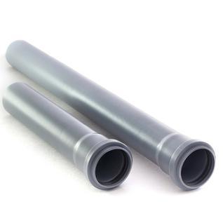 Труба 1 м ПП (толщ.2,7мм) 110мм