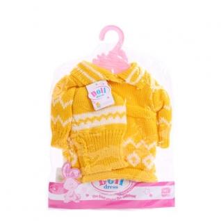 Одежда Для Куклы В Пак. 22*26См