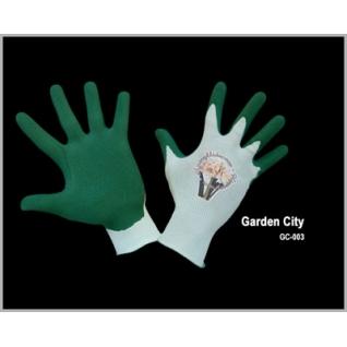 Перчатки для садовых работ. Аксессуары Duramitt Перчатки садовые Garden Gloves Duraglove зеленые, размер L NW-GG