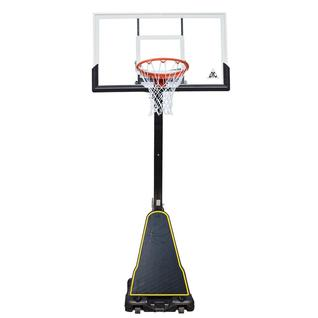 DFC Баскетбольная мобильная стойка DFC STAND54G 136x80 см, стекло