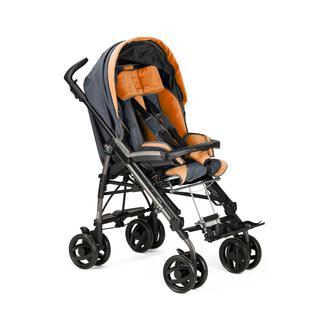 АРМЕД Система колясочная инвалидная детская Pliko (для детей больных ДЦП) (цвет серо-оранжевый)