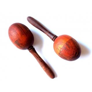 Маракасы деревянные малые