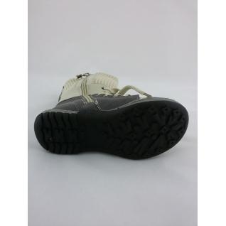 G11134B серый Сапожки для девочки р.25-30 (25) Барракуда
