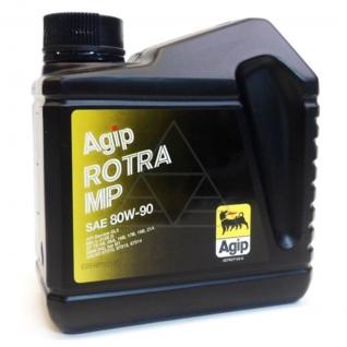 Трансмиссионное масло Eni ROTRA MP 80W90 1л