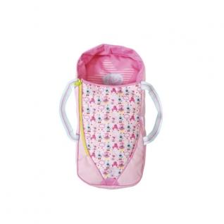 Аксессуары для куклы Zapf Creation Zapf Creation Baby born 824-429 Бэби Борн Спальный мешок/переноска