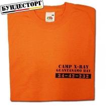 MMB Футболка Cuba Camp-X-Ray