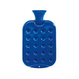 Грелка объемная FASHY синяя 1,2 л