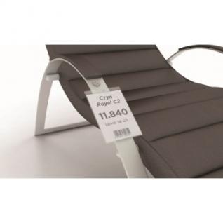 Карман настенный для информации подвесной из мягк. ПВХ FW, А7, 50шт/уп.