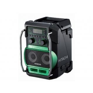 HITACHI Аккумуляторное радио HITACHI UR 18DSL