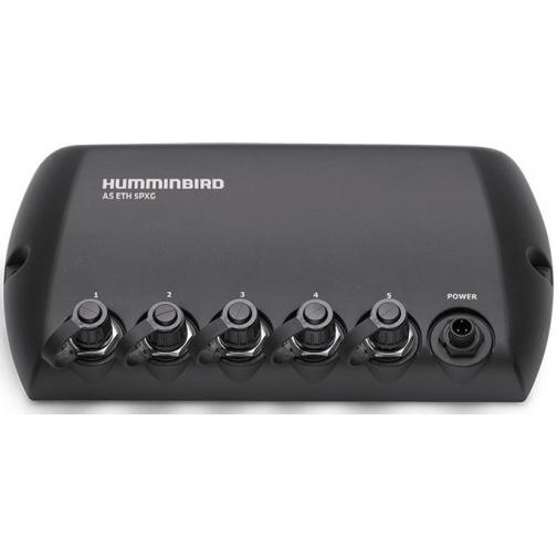 Ethernet-коммутатор Humminbird AS ETH 5PXG (HB-AS-ETH-5PXG) 36986255