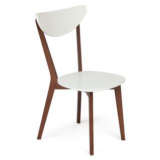 Обеденная группа для столовой и гостиной ПМ: Tetchair Стол BOSCO + Стул MAXI с твёрдым сидением (2 шт)