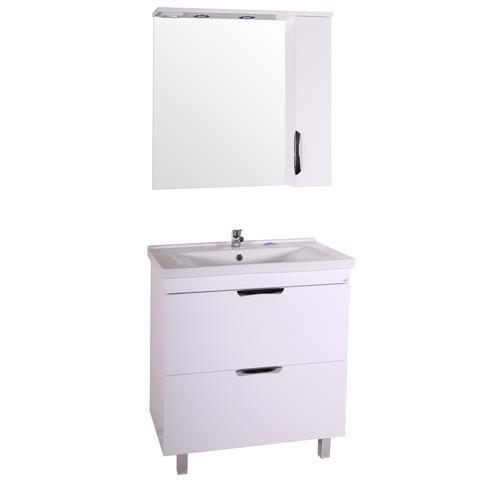 Подстолье Миранда 80 (Белый) ASB-Woodline 38117080