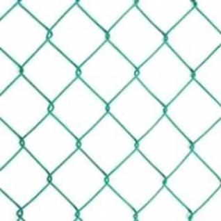 Сетка рабица плетеная полимерная 55х55х2,5мм размеры 15х1,5м /22,5 м2/