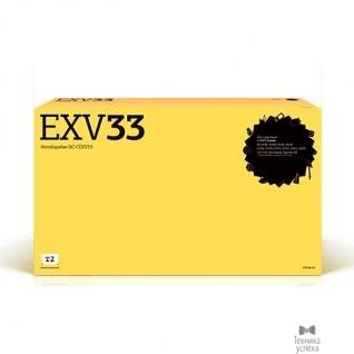 T2 T2 C-EXV32/C-EXV33 Фотобарабан (DC-CEXV33) для Canon iR-2520/2525/2530/2535/2545 (169000 стр.)