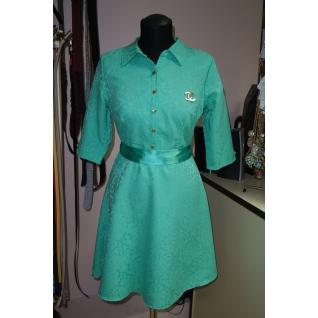 Платье с рукавом 3/4 42 размер