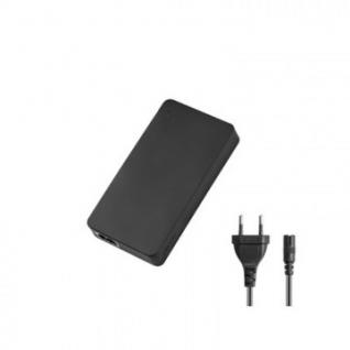 Зарядное устройство для ноутбука Deppa, USB 1A, 12 коннекторов, 90 Вт