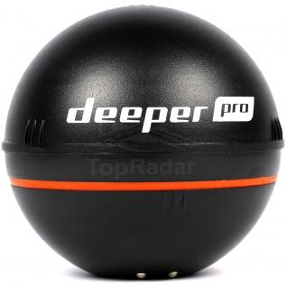Эхолот для рыбалки с берега Deeper Smart Sonar Pro Deeper Smart