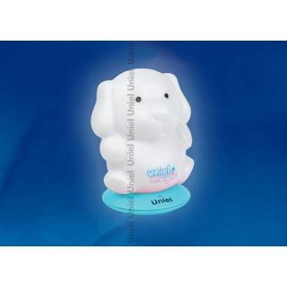 Uniel DTL-305-Собачка/3color/Base blue/Rech пластик