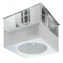 Lightstar 004146-G9 Светильник META BI G9 хром/прозрачный, белый (в комплекте)