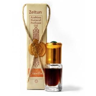 Арабские духи - Концентрированое парфюмерное масло Зейтун №1 Ваниль ролл-он