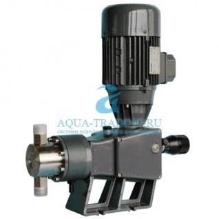 Дозирующий насос мембранный Etatron P AA 0,25 кВт, 52 л/ч, 20 бар