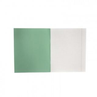 Тетрадь школьная А5,12л,клетка,10шт/уп зелёная Маяк Т5012 Т2 ЗЕЛ5Г
