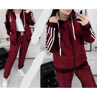 Тёплый спортивный костюм Adidas 0031