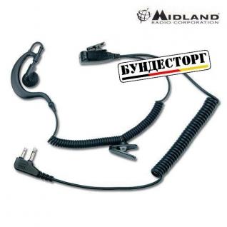 Midland Микрофон/наушники A21M