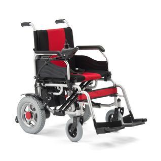 АРМЕД Кресло-коляска для инвалидов электрическая «Armed»: FS101A (задние колеса пневмо)