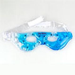 Турмалиновая маска-очки гелевая с магнитами для области вокруг глаз