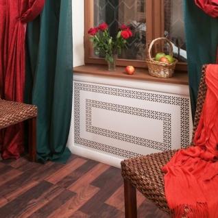 Декоративный экран Квартэк Эллада 600*1200 (пепел, белый, клен, дуб, бук, вишня, орех, махагон, венге)