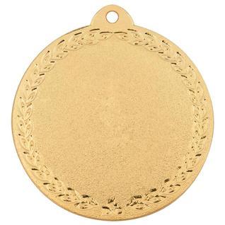 Медаль футбол 50 мм золото DC#MK315a-G
