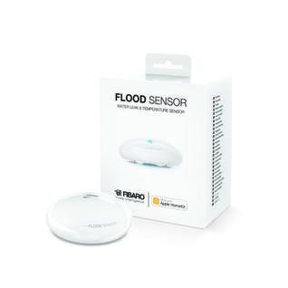 Датчик протечки и температуры FIBARO Flood Sensor Apple HomeKit