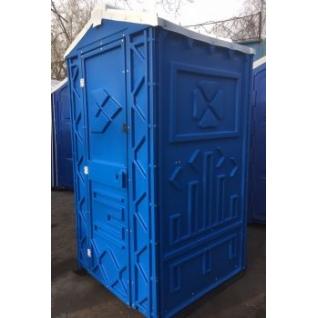 Мобильная туалетная кабина ECOSTYLE